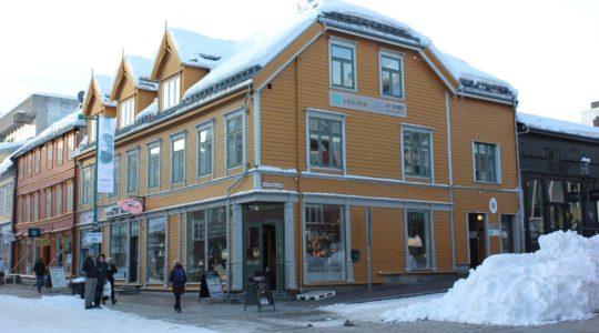 Nytt kontor i Tromsø